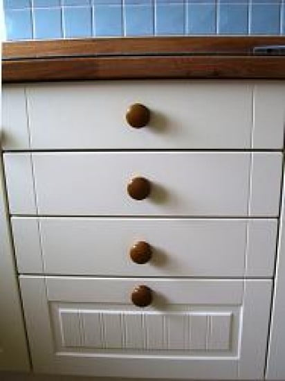 Cupboard J Light Oak Knobbs Hardware