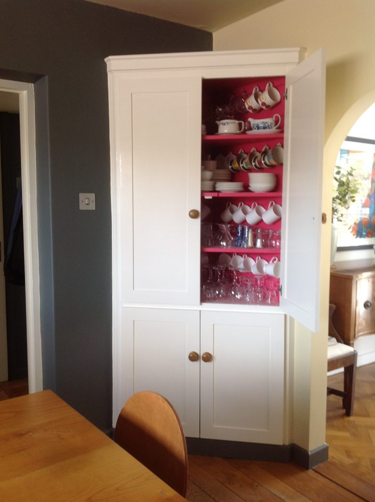 50mm light oak cupboard knobs